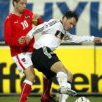 親善試合・オーストリア対ドイツ