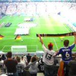 ドイツ対セルビア・周辺写真