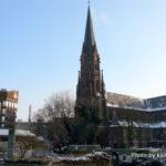 雪のゲルゼンキルヒェン