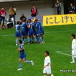 2010 J2第1節:福岡対甲府
