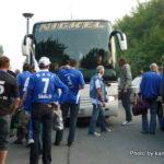 ファンバスでベルリンへ