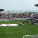 キリンカップ2011:ペルー対チェコ