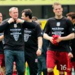 2011/12 2.Liga 第33節:パダボーン対FSVフランクフルト
